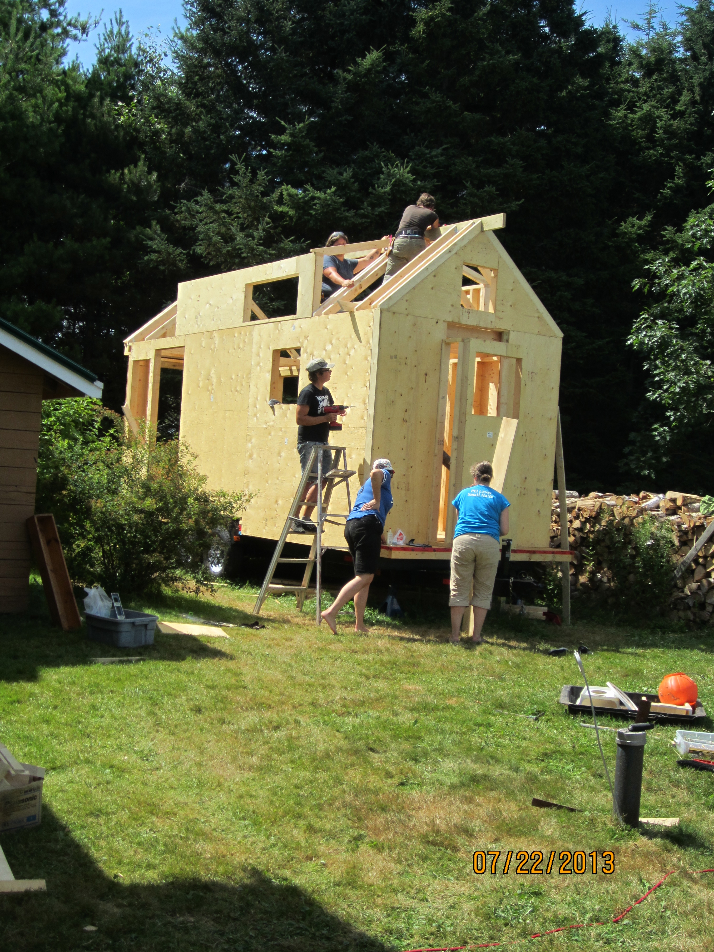 Prime Pei Tiny House My Tiny Refuge Largest Home Design Picture Inspirations Pitcheantrous