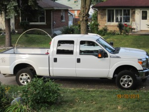 My Super Duty Pick Up truck!